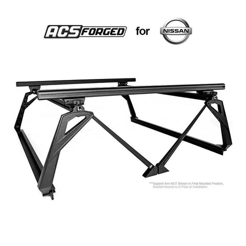 '05-Current Nissan Frontier-ACS Forged Bed Accessories Leitner Designs