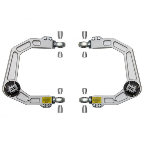 '05-Current Tacoma Billet Upper Control Arm Kit Icon Vehicle Dynamics - SDHQ Off-Road