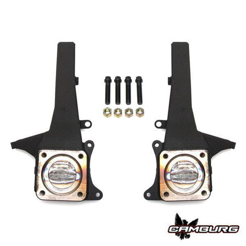'05-Current Toyota Tacoma 2WD/PreRunner Performance 4.0 Spindles Suspension Camburg Engineering