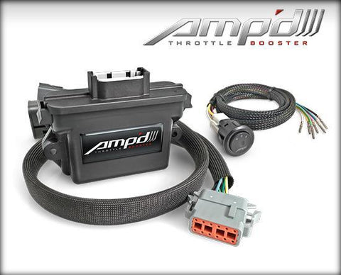05-Current Toyota Tacoma Amp'D Throttle Booster w/ Power Switch Electrical Superchips