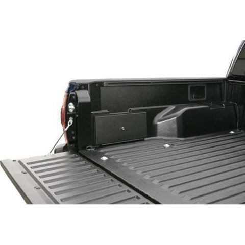 '05-Current Toyota Tacoma Bed Security Lockbox Security Tuffy Security Products