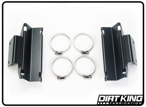 05-Current Toyota Tacoma Bolt on Reservoir Mount Suspension Dirt King Fabrication