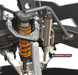 '05-Current Toyota Tacoma Camburg Long Travel Bypass Mount Kit Suspension Camburg Engineering