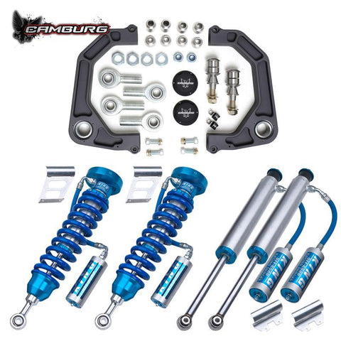 '05-Current Toyota Tacoma Pre/4wd King 2.5 Performance Kit Suspension Camburg Engineering