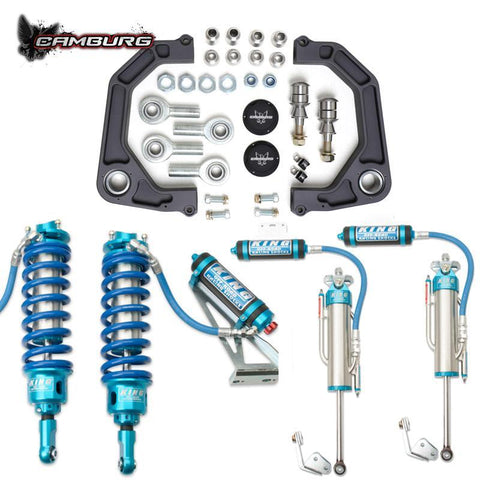 '05-Current Toyota Tacoma Pre/4wd King 3.0 Performance Kit Suspension Camburg Engineering