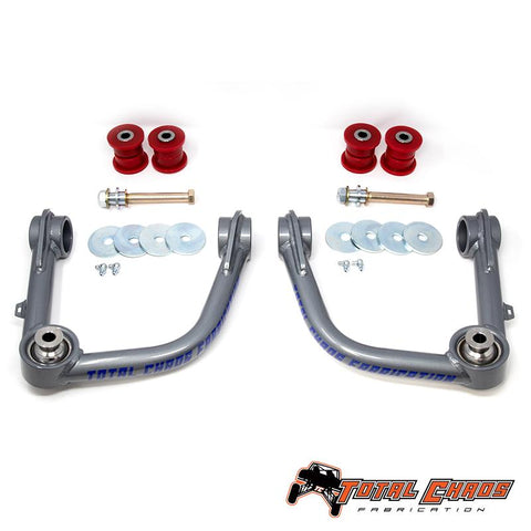 Total Chaos Fabrication | '05-Current Toyota Tacoma Prerunner/4WD Upper Control Arms-SDHQ