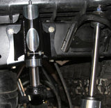 '05-Current Toyota Tacoma Rear Bumpstop Bolt On Kit Suspension Total Chaos Fabrication