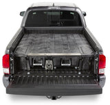 05-Current Toyota Tacoma Truck Bed Storage System Organization Decked