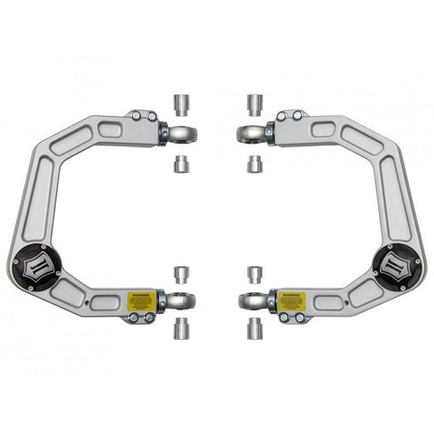 '05-Current Toyota Tacoma Uniball Billet Upper Control Arm Kit Suspension Icon Vehicle Dynamics