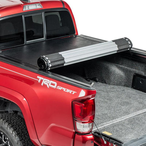 05-Current Toyota Tacoma X4 Revolver Tonneau Cover Bed Cover BAK Flip
