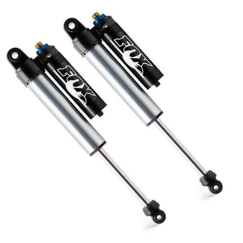 06-08 Dodge Ram 1500 2.5 Factory Series Remote Reservoir Front Shocks Suspension Fox