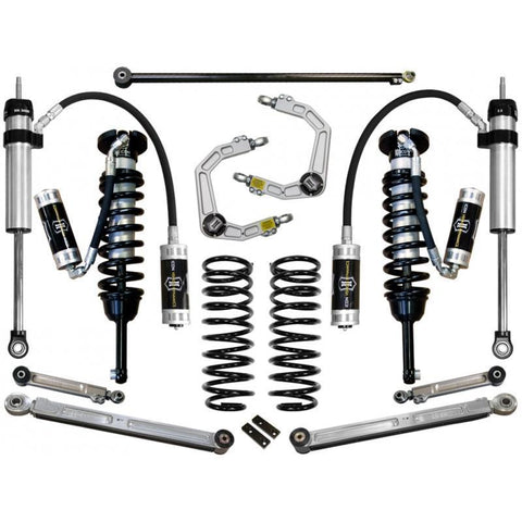 '07-09 Toyota FJ Cruiser Suspension System-Stage 6 Suspension Icon Vehicle Dynamics