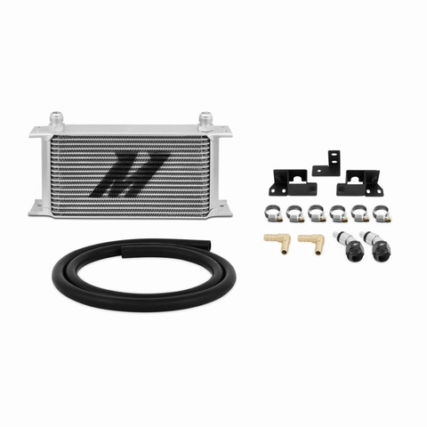 07-11 Jeep Wrangler JK Transmission Cooler Kit Performance Products Mishimoto