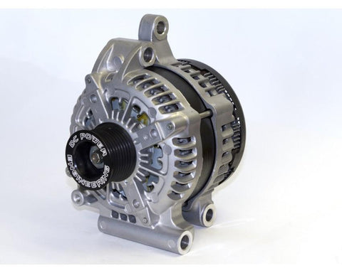 07-14 Toyota FJ Cruiser 270 AMP XP High Output Alternator Alternator DC Power Engineering