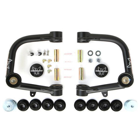 '07-14 Toyota FJ Cruiser Uniball Performance Upper Control Arms Suspension Camburg Engineering