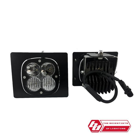 '07-14 Toyota FJ Cruiser XL Grille Mount Kit Lighting Baja Designs