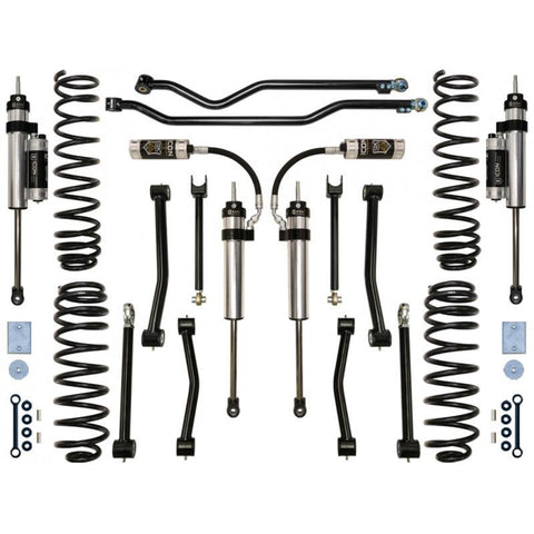 "'07-17 Jeep JK 3"" Lift Suspension System-Stage 5 Suspension Icon Vehicle Dynamics"