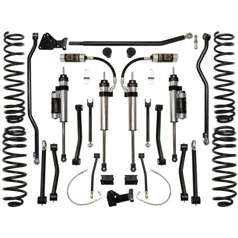 "'07-17 Jeep Jk 4.5"" Lift Suspension System-Stage 4 Suspension Icon Vehicle Dynamics"