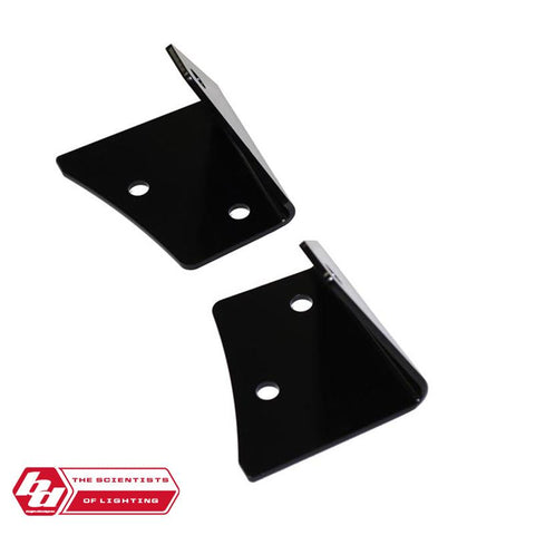 '07-17 Jeep JK A-Pillar Mount Kit Lighting Baja Designs