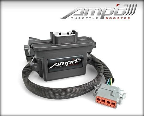 '07-17 Jeep JK Amp'D Throttle Booster Electrical Superchips