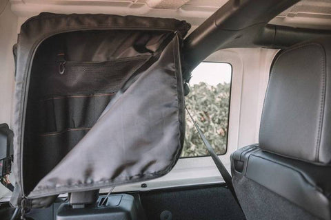 '07-17 Jeep JK Gama Side Storage Bags (Pair) Interior Accessory XG Cargo