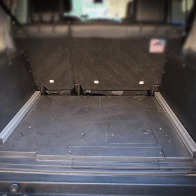 07-17 Jeep JKU Plate System Interior Accessoires Goose Gear