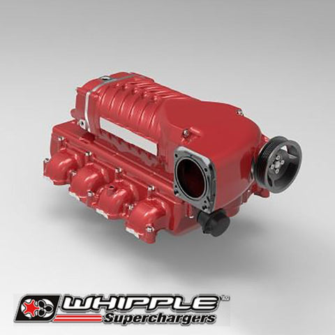 07-17 Toyota Tundra Supercharger Kit Superchargers Whipple Superchargers