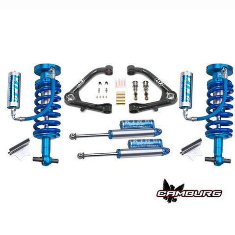 '07-18 Chevy/GM 1500 2wd/4wd Camburg KING 2.5 Performance Kit Suspension Camburg Engineering