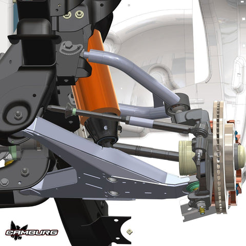 '07-18 Chevy/GM 1500 Camburg Performance Long Travel Kit Suspension Camburg Engineering