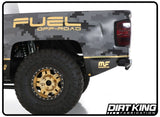 07-18 Chevy/GM 1500 Rear Plate Bumper Suspension Dirt King Fabrication