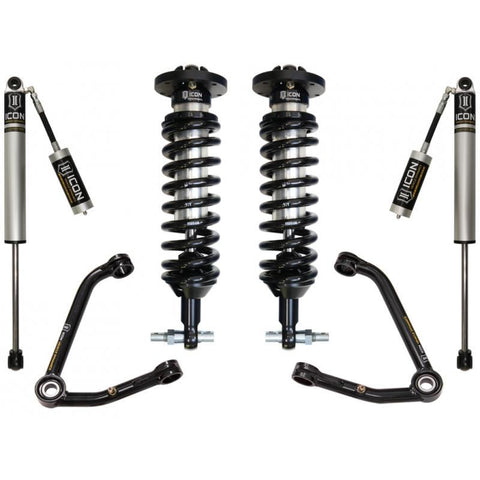 '07-18 Chevy/GM 1500 Suspension System -Stage 2 Suspension Icon Vehicle Dynamics