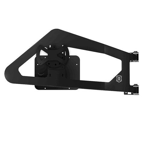 '07-18 Jeep JK Body Mount Tire Carrier Kit Bumper Impact Series Off-Road Armor