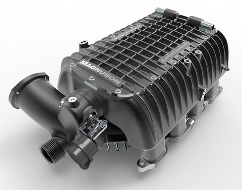 '07-18 Toyota Tundra 3UR-FE 5.7L V8 Supercharger System Superchargers Magnuson Superchargers