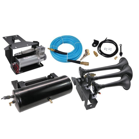 07-19 Toyota Tundra Onboard Air System with Model 730 Horn