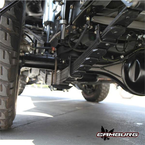 '07-20 Toyota Tundra 2wd/4wd Camburg Long Travel Spring Under Kit Suspension Camburg Engineering