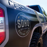 '07-20 Toyota Tundra SDHQ Pro Bedside Decal Kit Sticker SDHQ Off Road