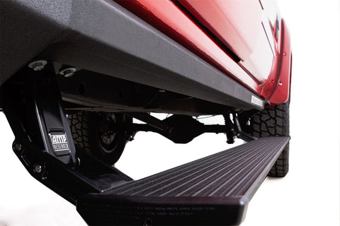 07-Current Chevy 1500 XL Powerstep PowerSteps AMP Research