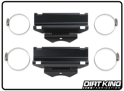 07-Current Chevy/GM 1500 Bolt On Reservoir Mounts Suspension Dirt King Fabrication