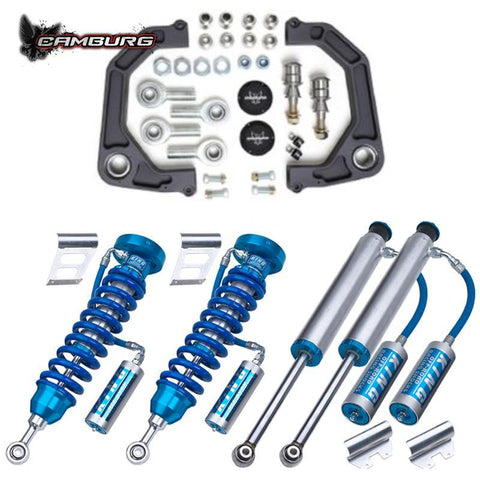 '07-Current Toyota Tundra 2wd/4wd King 2.5 Performance Kit Suspension Camburg Engineering