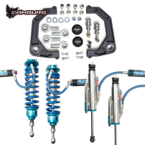 '07-Current Toyota Tundra 2wd/4wd King 3.0 Race Series Kit Suspension Camburg Engineering