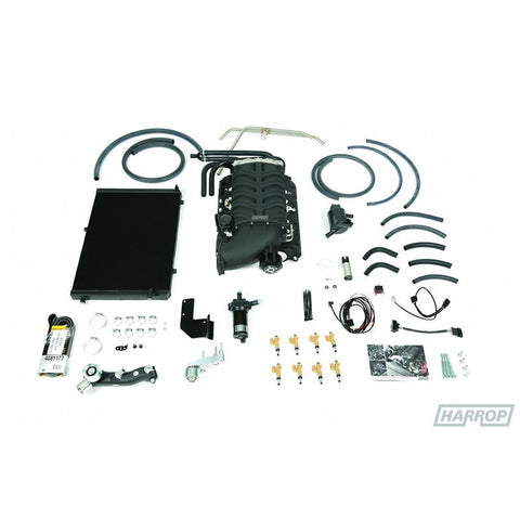 '07-Current Toyota Tundra 3UR-FE 5.7L V8-TVS2650 Supercharger Kit Superchargers Harrop