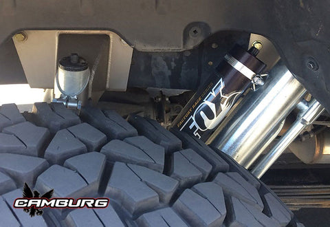 '07-Current Toyota Tundra Camburg Performance Rear Shock Mount Suspension Camburg Engineering