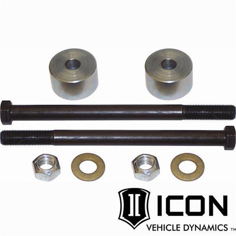 '07-Current Toyota Tundra Diff Drop Kit Suspension Icon Vehicle Dynamics