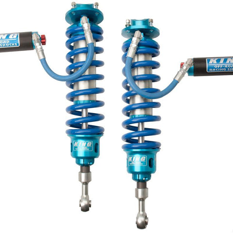07-Current Toyota Tundra King 3.0 Stage 3 Series Coilovers with Remote Reservoir Suspension King Off-Road Shocks