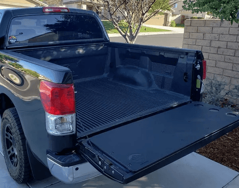 '07-Current Toyota Tundra OEM Replacement Inner Hatch Panel Bed Accessory Mountain Hatch