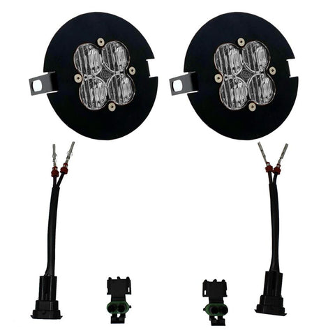 '07-Current Toyota Tundra SAE Fog Light Kit Lighting Baja Designs