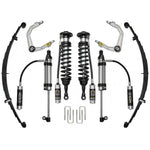 '07-Current Toyota Tundra Suspension System-Stage 10 Suspension Icon Vehicle Dynamics