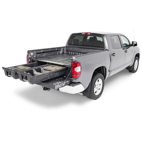 '07-Current Toyota Tundra Truck Bed Storage System Organization Decked