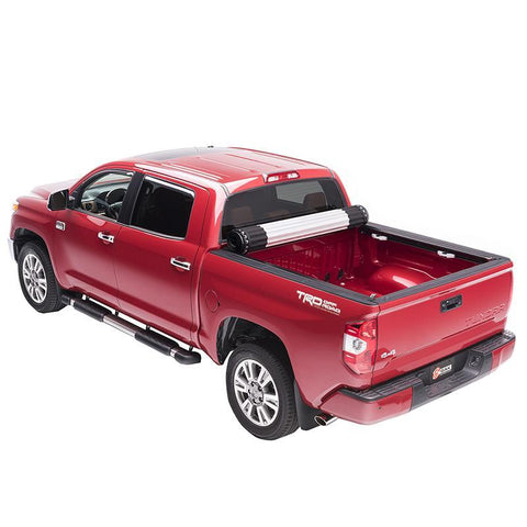 07-Current Toyota Tundra X2 Revolver Tonneau Cover Bed Cover BAK Flip