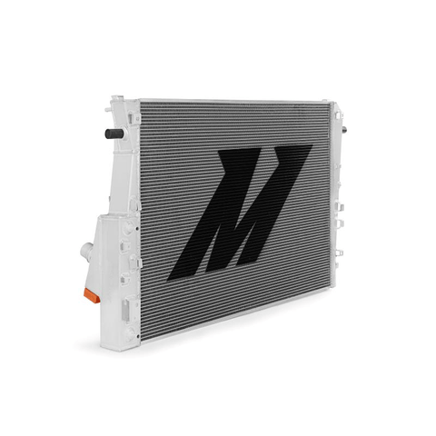 08-10 Ford 6.4L Powerstroke Aluminum Radiator Performance Products Mishimoto